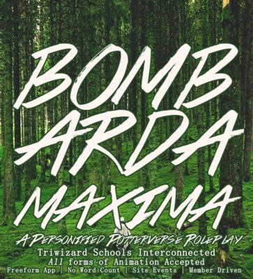 BOMBARDA MAXIMA * [JCINK Premium]